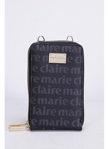 Marie Claire Clutch / El Çantası Siyah